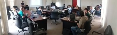 Από τη συνάντηση στο ΙΤΕ.